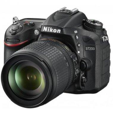 Цифровой фотоаппарат Nikon D7200 + 18-140 VR (VBA450K002)