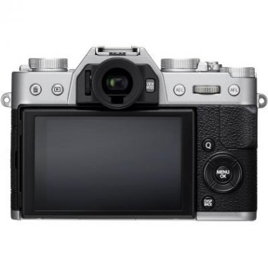 Цифровой фотоаппарат Fujifilm X-T10 + XF 18-55mm F2.8-4R Kit Silver (16471457)