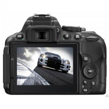 Цифровой фотоаппарат Nikon D5300 + AF-P 18-55 Non-VR KIT (VBA370K016)