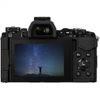 Цифровой фотоаппарат OLYMPUS E-M10 mark II 14-150 II Kit black/black (V207054BE000)