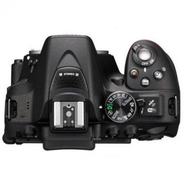 Цифровой фотоаппарат Nikon D5300 AF-S DX 18-105 VR KIT (VBA370KV04)