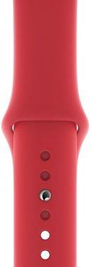 Ремешок 40mm RED Sport Band - S/M & M/L, Model (MU9M2)