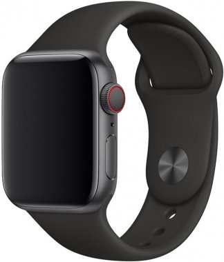 Ремешок 40mm Black Sport Band - S/M & M/L, Model (MTP62)