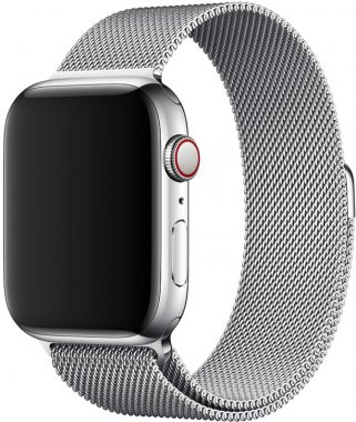 Ремешок 44mm Milanese Loop - Silver (MTU62)