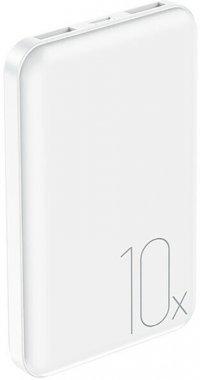 10000mah bank batareya cd70 dual mini portativnaya power usams ususb white