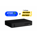 Тюнер Xtra TV STB v1 (7601)