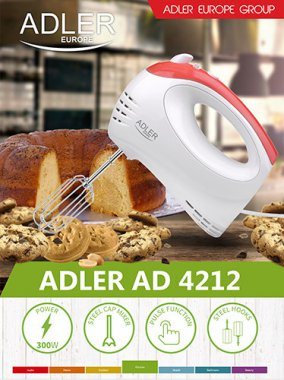 Міксер Adler AD 4212