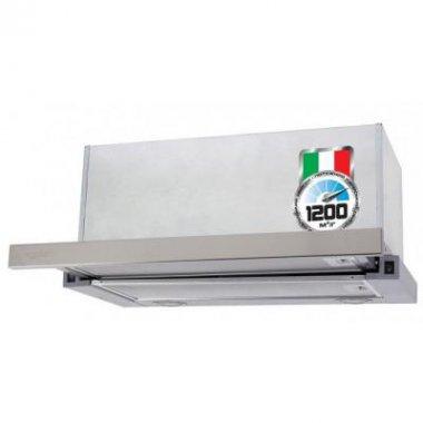 Вытяжка кухонная VENTOLUX GARDA 60 INOX (1200) IT