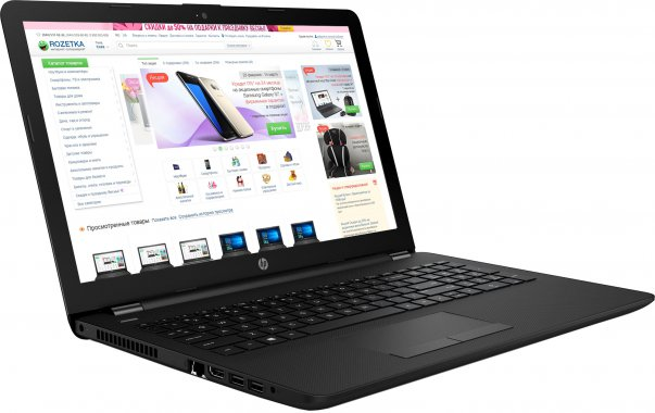 Ноутбук HP 15-bs182ur 4UM08EA Black
