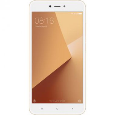 Смартфон Xiaomi Redmi Note 5A 2/16GB Gold