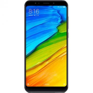 Смартфон Xiaomi Redmi 5 Plus 3/32GB Black (Global)