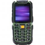Смартфон Nomi i242 X-Treme Black-Green