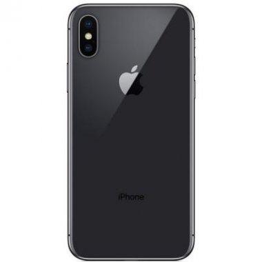 Смартфон Мобильный телефон Apple iPhone X 256Gb Space Gray (MQAF2FS/A)