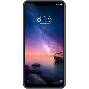 Смартфон Xiaomi Redmi Note 6 Pro 4/64GB Black (Global)