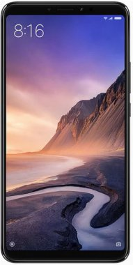 Смартфон Xiaomi Mi Max 3 6/128Gb Black