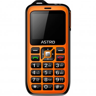Смартфон Astro B200RX (Orange)