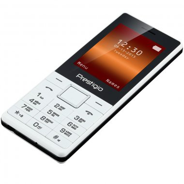 Смартфон Prestigio 1241 DS White