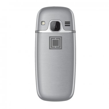 Смартфон Assistant AS-203 Silver