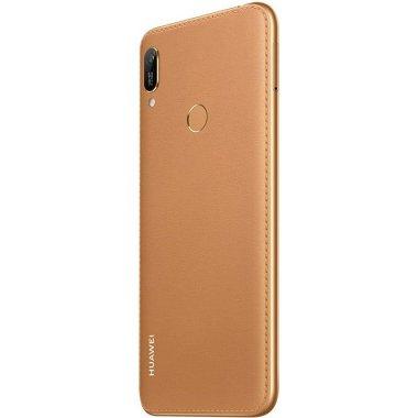Смартфон Huawei Y6 2019 DualSim Brown Faux Leather
