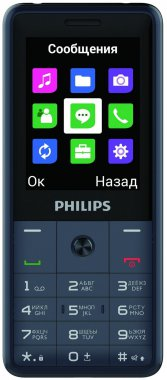 Смартфон Philips E169 Gray