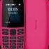 Смартфон Nokia 105 2019 Pink