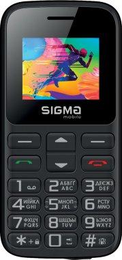Смартфон Sigma mobile Comfort 50 HIT2020 Black