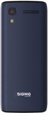 Смартфон Sigma mobile X-style 34NRG Blue