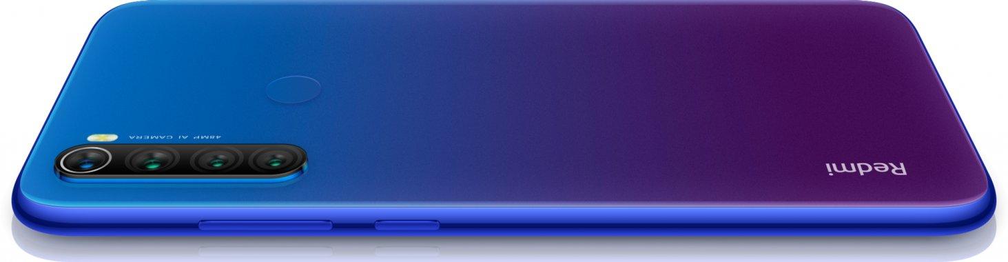 Смартфон Xiaomi Redmi Note 8T 4/128GB Blue (Global)