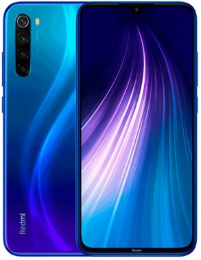 Смартфон Xiaomi Redmi Note 8 3/32GB Blue (Global)