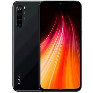 Смартфон Xiaomi Redmi Note 8 3/32GB Black (Global)