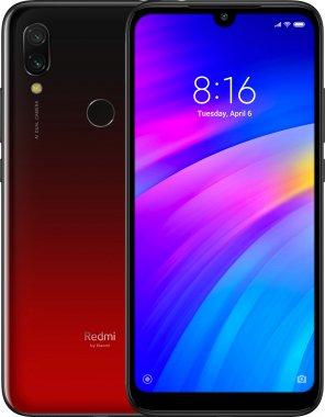 Смартфон Xiaomi Redmi 7 3/32GB Lunar Red EU_GV
