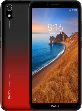 Смартфон Xiaomi Redmi 7A 2/32 GB Gem Red (Global)