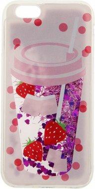 Чехол-накладка TOTO Liquid TPU Cases Apple iPhone 6/6S Fresh Cocktail