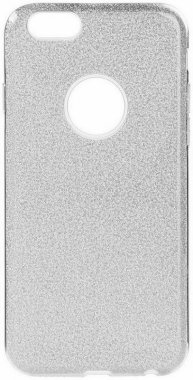Чехол-накладка TOTO TPU Case Rose series iPhone 6/6s Silver