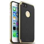 Чехол-накладка Ipaky TPU+PC iPhone 7 Black/Gold