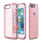 Чехол-накладка Rock TPU Case Fence series iPhone 7 Plus Transparent/Pink