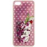 Чехол-накладка TOTO Liquid TPU Cases Apple iPhone 5/5S/SE Drink Me