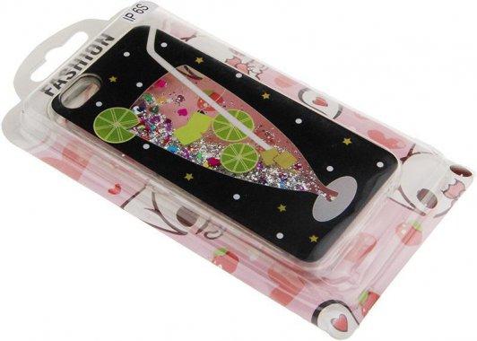 Чехол-накладка TOTO Liquid TPU Cases Apple iPhone 6/6S Cocktail