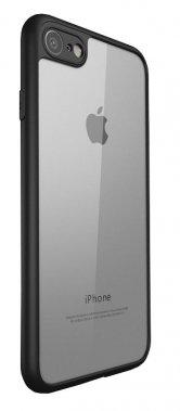 Чехол-накладка DUZHI Super slim Mobile Phone Case iPhone 7 Clear/Black