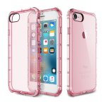 Чехол-накладка Rock TPU Case Fence series iPhone 7 Transparent/Pink