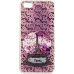 Чехол-накладка TOTO Liquid TPU Cases Apple iPhone 5/5S/SE Paris