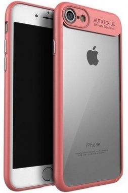 Чехол-накладка Usams Mant Series Apple iPhone 7/8 Pink