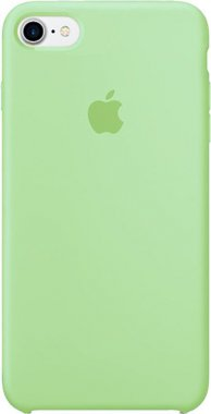 Чехол-накладка Apple Silicone Case iPhone 7/8 Green