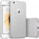 Чехол-накладка TOTO TPU Case Rose series для iPhone 5/5s/SE Silver