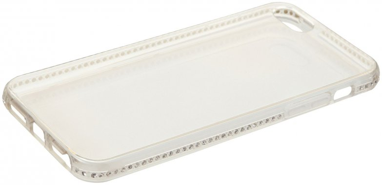 Чехол-накладка SHENGO SG34-Pro Soft TPU iPhone 6/6s White