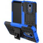 Чехол-накладка TOTO Dazzle kickstand 2 in 1 phone case Xiaomi Redmi 5 Blue