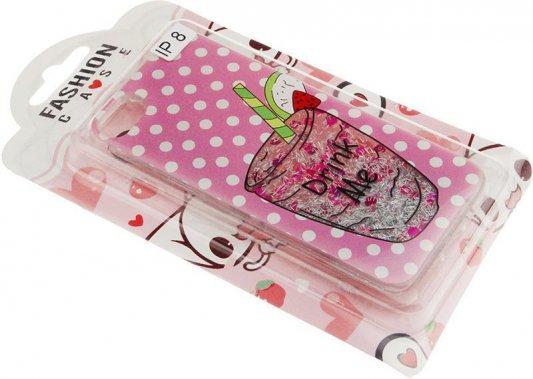 Чехол-накладка TOTO Liquid TPU Cases Apple iPhone 8/7 Drink Me