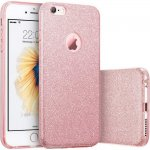 Чехол-накладка TOTO TPU Case Rose series iPhone 7 Plus/8 Plus Rose Gold