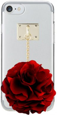 Чехол-накладка DDPOP DiDi Flowerball case iPhone 7 Red