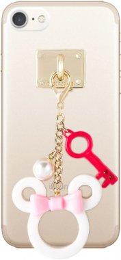 Чехол-накладка DDPOP Hey! Mouse case iPhone 7 White